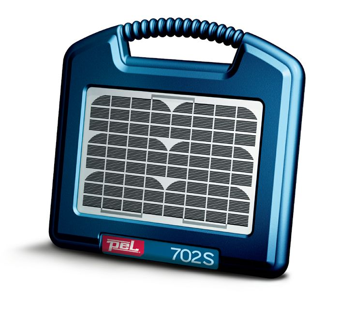 PEL 702S Electric Fence Solar Energizer #electricfencing #electric #fencing #fence