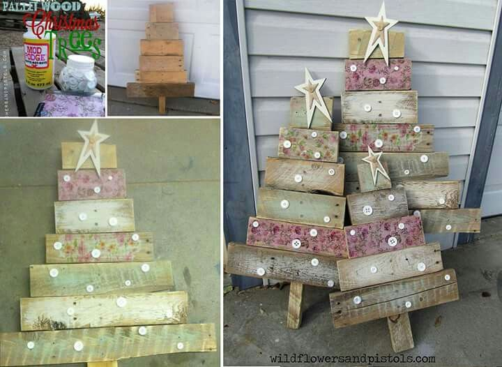 I love this idea  Great use of Pallets...