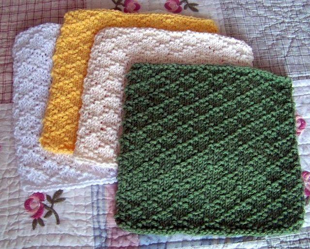 Knitting Granny Dishcloth : Best crochet knit texture swap ideas images on