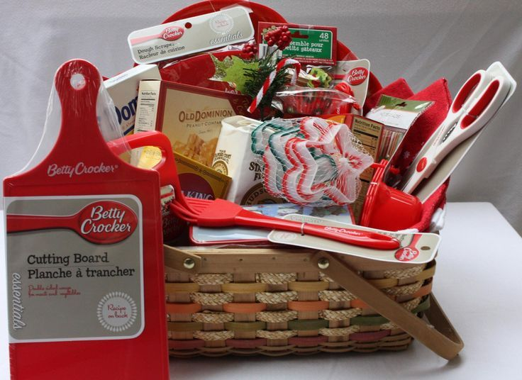 773 best images about gifts on pinterest diy christmas for Christmas kitchen gift basket ideas