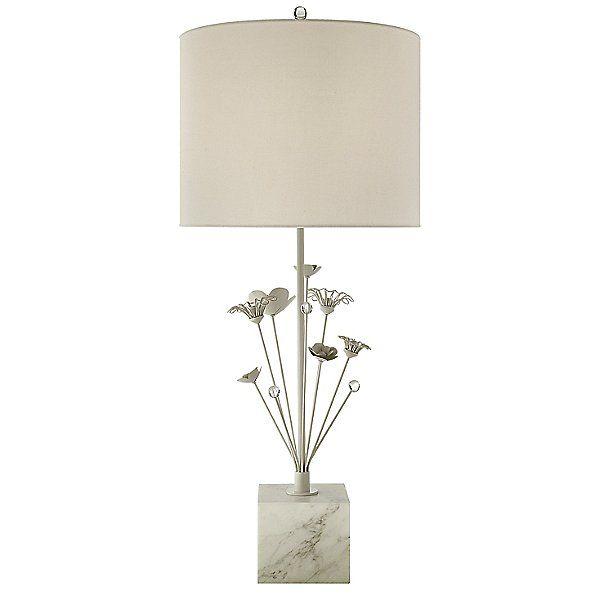 Visual Comfort Keaton Bouquet Table Lamp By Kate Spade Ks 3116g