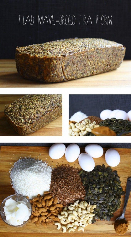 Flad mave-brød fra iFORM | fitspiration