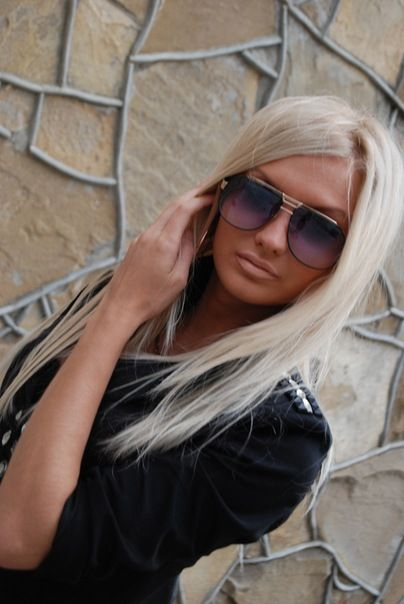 Straight blonde hair | Blonde Hair | Hair, Blonde hair ...