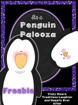 Penguin Informational Writing FREEBIE ( CCSS )