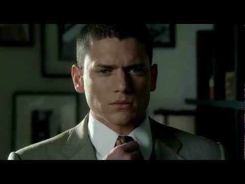 My favourite TV Show - Prison Break - Why?  Because my favourite Actor/Writer acts in it ... that's why!  Yeah! Wentworth Miller.