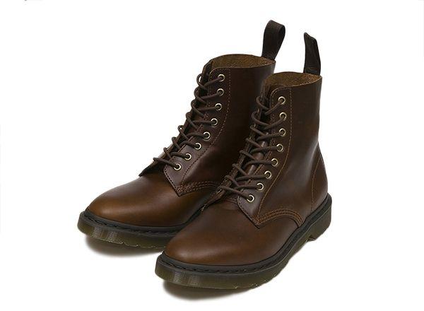 【Dr.Martens】 ドクターマーチン 1460 PASCAL 8-EYE BOOT パスカル 8アイレットブーツ 16179240 14FA SMOKE BRANDO UK6(25) 通販 | ABC-MART.net 【公式】靴の総合通販