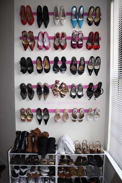 17 mejores ideas sobre muebles para guardar zapatos en for Zapatero para guardar zapatos