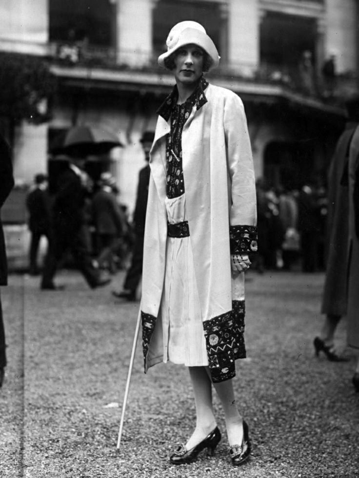 Best American Images On Pinterest - 15 photos showing the amazing womens street style from the 1920s
