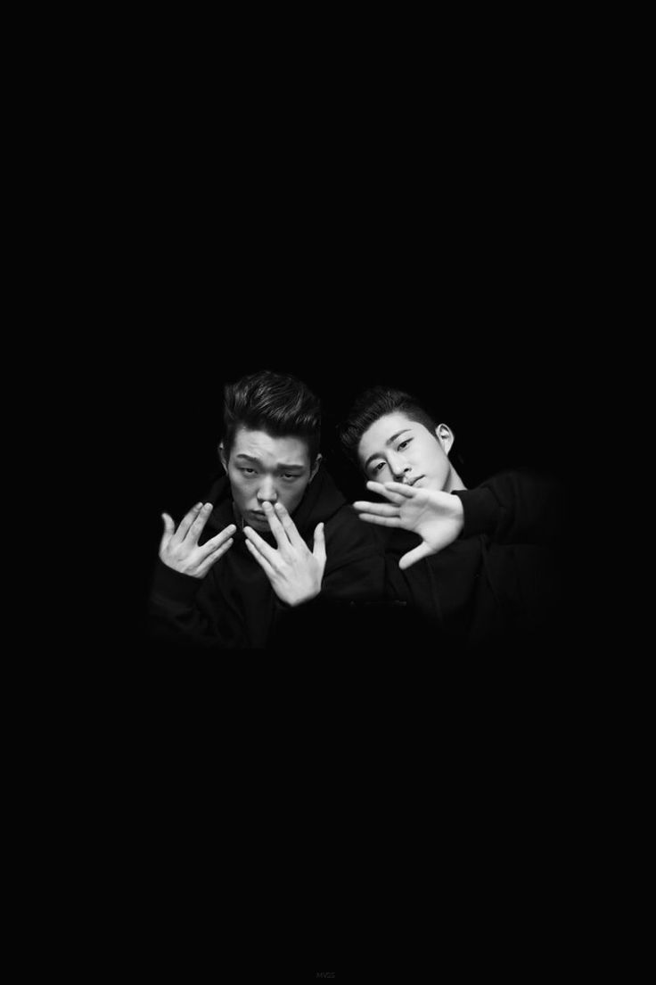 Double B Wallpaper BOBBY AND B.I