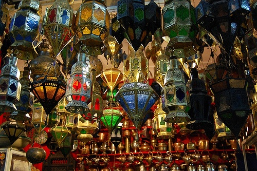 Lanterns from India