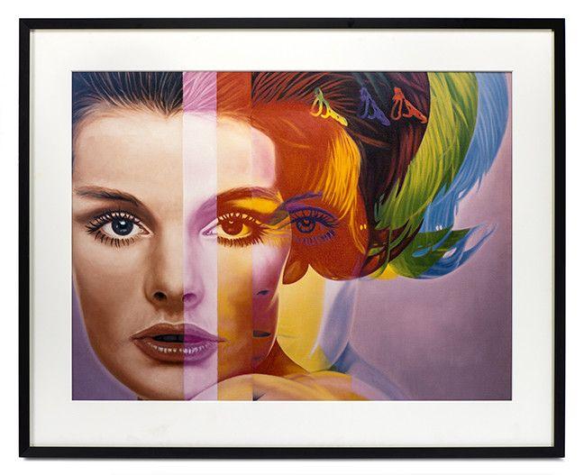 Spectrum by Richard Phillips (as seen in Gossip Girl) Professing - alu dibond küchenrückwand erfahrung