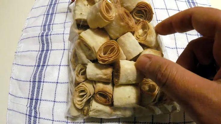 Ποντιακό #HAUL με παραδοσιακά ζυμαρικά