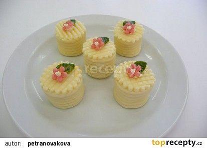 Mandlový dortík recept - TopRecepty.cz