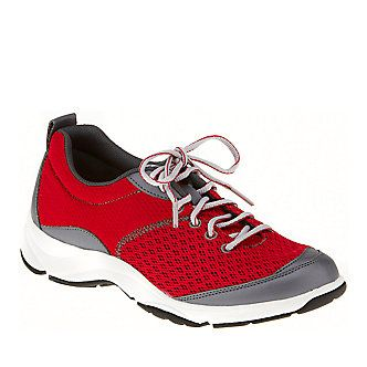 2e71dc03687c7 Vionic with Orthaheel Technology Women's Rhythm Lace-Up Walkers :: Walking  Shoes :: Shop now with FootSmart | Comfort | Shoes, Fashion shoes, Sneakers