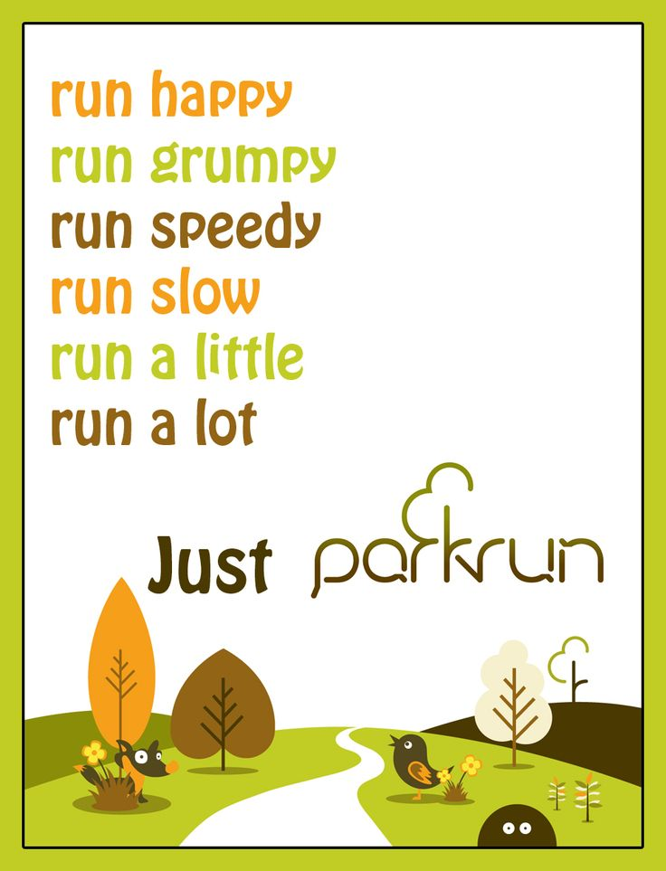 Will attend Park Run as often as possible.  First at Southbank then at Ipswich once it starts up.