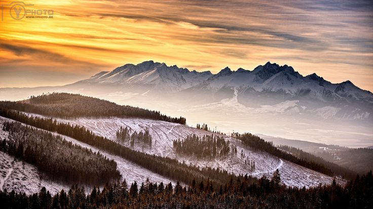 "Absolutely amazing"" High Tatras panorama #Slovakia"