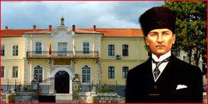 Mustafa Kemal Ataturk – student at Bitola (Monastir) military high school