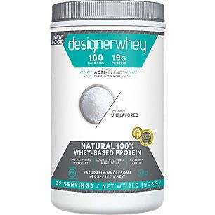Buy Designer Whey Plain & Simple - Unflavored (2 Pound Powder) from the Vitamin Shoppe. Where you can buy Designer Whey Plain & Simple - Unflavored and other Designer Protein products? Buy at at a discount price at the Vitamin Shoppe online store. Order today and get free shipping on Designer Whey Plain & Simple - Unflavored (UPC:844334001353)(with orders over $35).