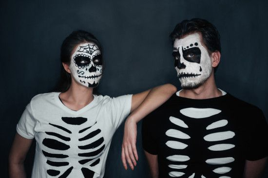 10 Easy Last-Minute DIY Couples Halloween Costumes