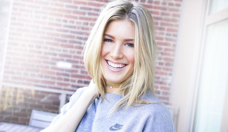 Pro Tennis Player Genie Bouchard: On Cheetos, Staying Hydrated and What to Eat Before a Match!