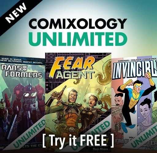Read over 75,000 comics and over 700 free comics available from publishers such as Marvel, DC, Image, BOOM, IDW, Top Shelf, and Oni Press on your iPhone, iPad, Kindle Fire, Android, Windows, browser and more.