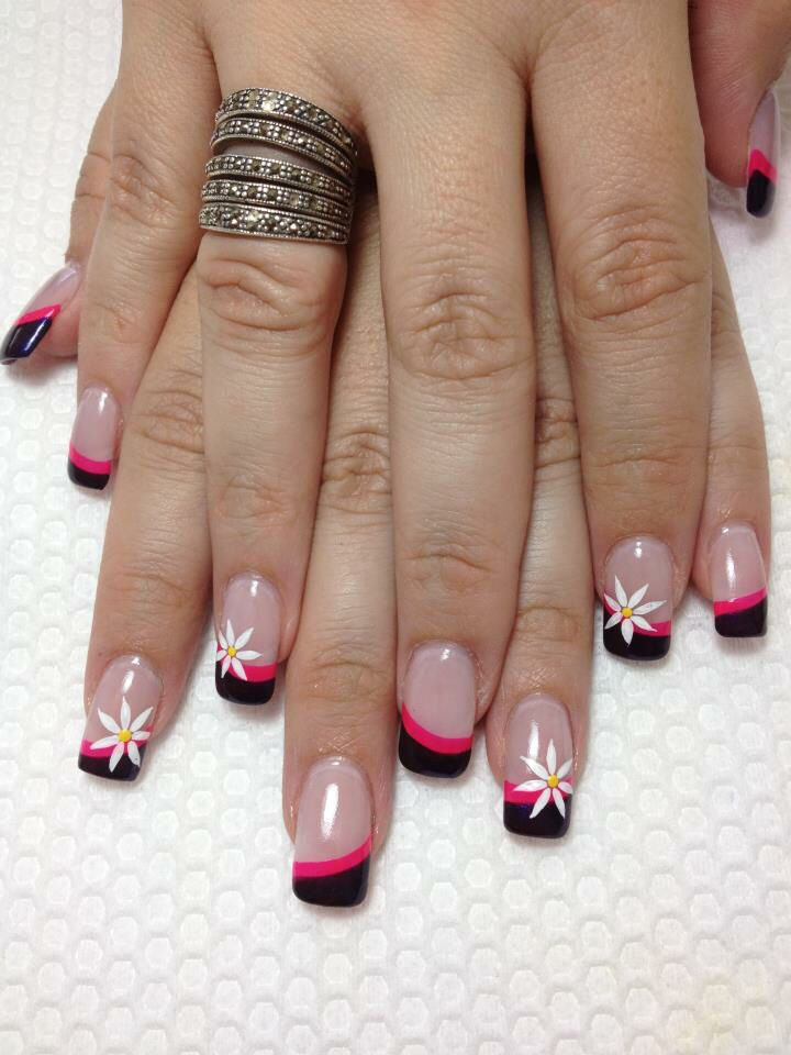 Nice nails for a special occasion