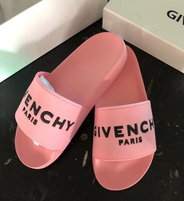 Givenchy Paris Slide Givenchy Shoes Slides Shoes Cute Slides