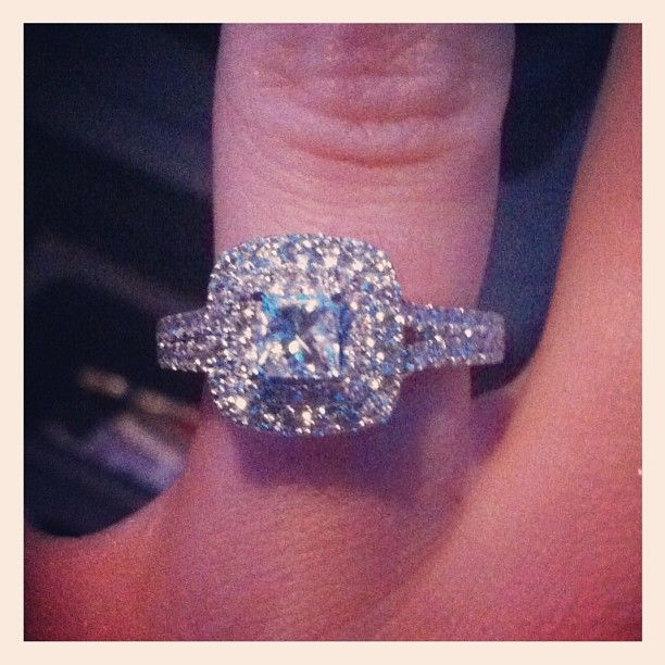 414 best images about wedding rings on pinterest dream ring wedding ring and radiant cut - Zales Wedding Rings For Her