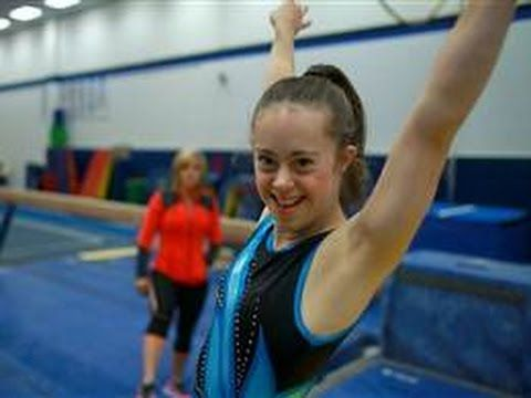 """Gymnast with Down syndrome is 'TODAY's Unbroken' star """"TODAY's Unbroken"""" series continues with a profile of Chelsea Werner, a resilient gymnast who has won t..."""