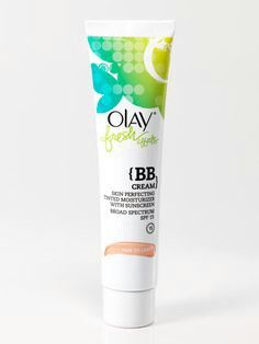 I love the Olay Fresh Effects BB Cream! It blends in to my skin really well! I also love it because I have sensitive skin and some products dry my skin out, but not this BB cream! It actually moisturizes my skin while at the same time covering up blemishes.  It is also very affordable, it only cost around $6 or $7. I give this product a thumbs up!