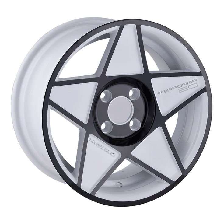 white pentagram alloy wheel rims,new design SUV aluminum