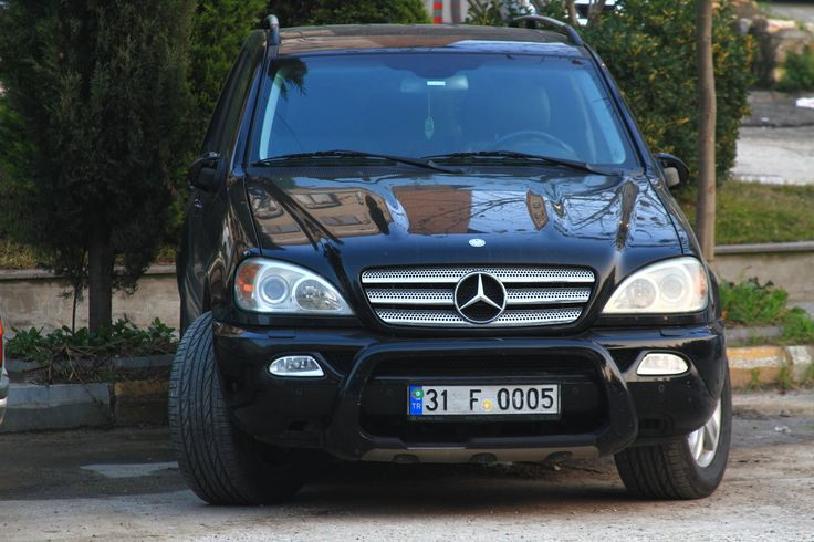 Mercedes Benz ML 320 CDI - W 163