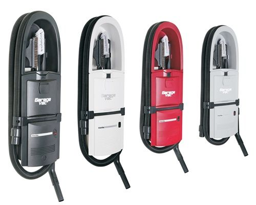 Let Fixture Depot be your source for this GarageVac Vacuum. This unit can be wall mounted or slatwall mounted. This Garage Vacuum is the perfect accessory for garage clean-up. Tools and hose store quickly.