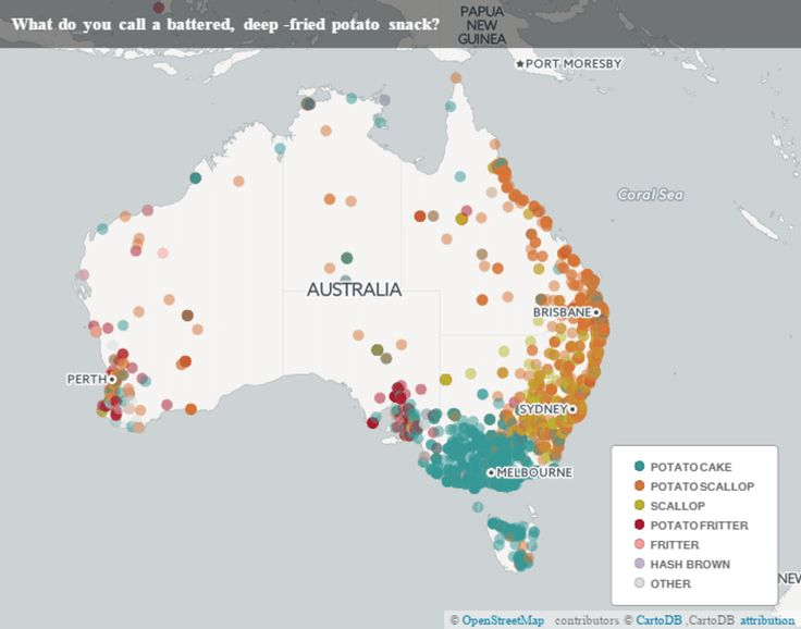 Togs or swimmers? Why Australians use different words to describe the same things