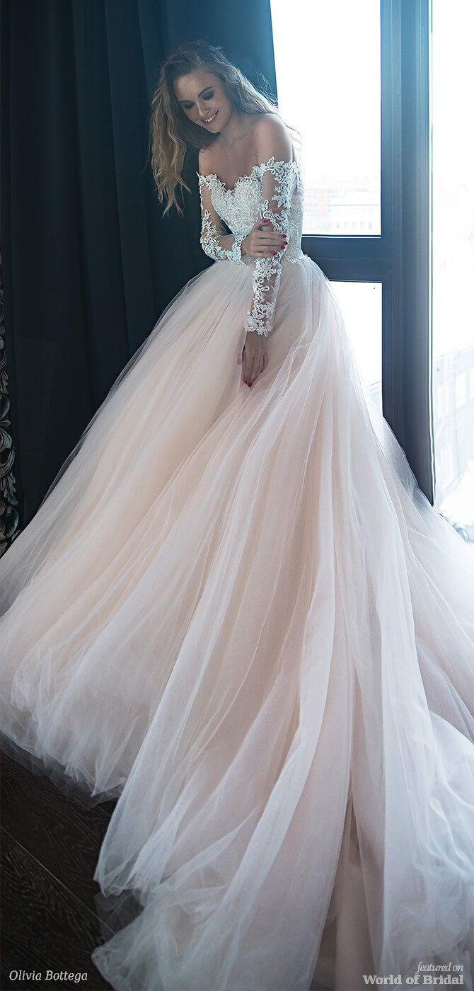 Olivia Bottega 2018 Wedding ceremony Gown #weddingdress