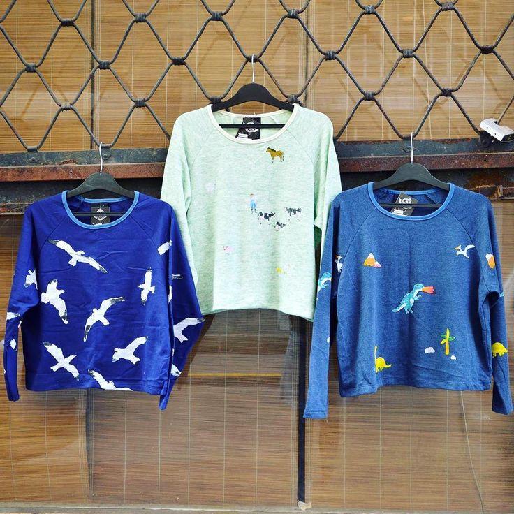 Sweater weather  cozy cute sweatshirt szputnyik animals paint jumper farm life