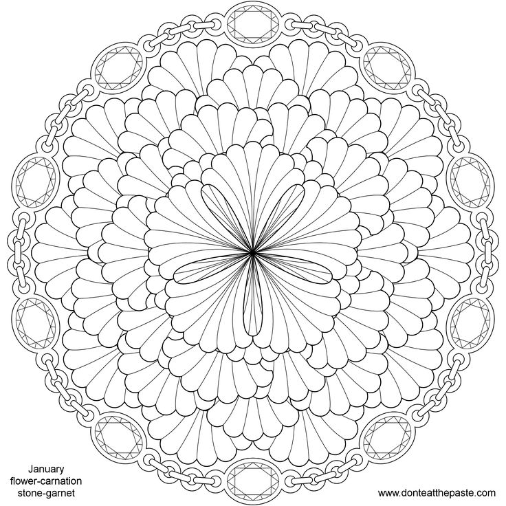 flower mandala picture mandala coloring pages pattern mandala free printable mandala coloring pages