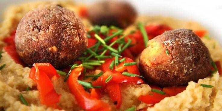 Kyllingboller - Kyllingbollene blir fulle av smak med disse krydderne.