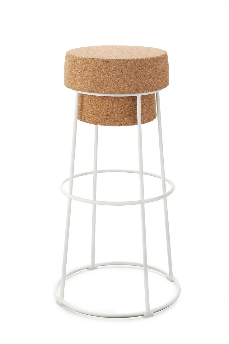 The Bouchon Chair Is A Cork Based Chair Thatu0027s Inspired By A Bottle Cap. By  Radice U0026 Orlandini For Domitalia