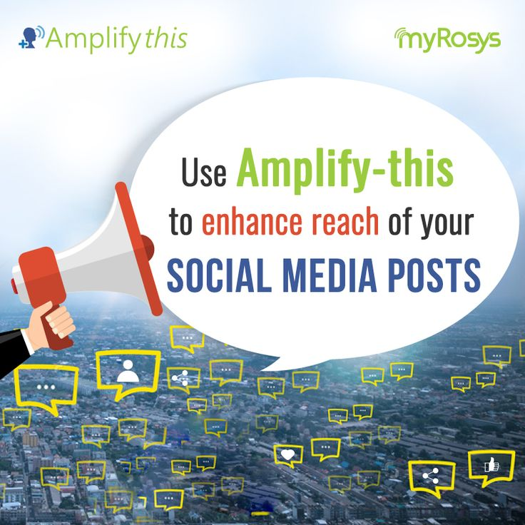 """Amplify-this""  provides a platform to share social content with internal Stakeholders and employees to enhance social reach. Visit: http://amplify-this.com/ #SocialMediaUpdate #SocialMediaMarketing"