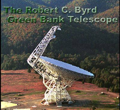 Robert C. Byrd Green Bank Telescope. Located in West Virginia, USA, it's largest fully steerable radio telescope in the world.