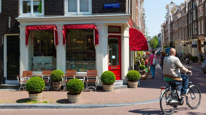 The Nine Streets neighborhood is one of Amsterdam's most-loved shopping areas, full of one-off boutiques, quirky independent stores, cafes and restaurants.