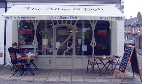 Albert's Deli | Richmond