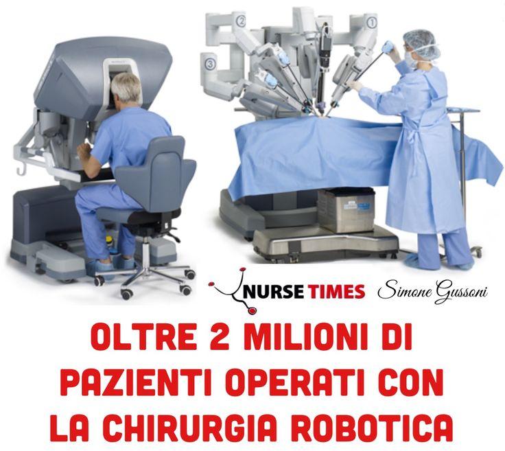 Seguici su nursetimes.org - Giornale di informazione sanitaria -  Oltre 2 milioni di pazienti al mondo… #Area_chirurgica_critica #NurseTimes