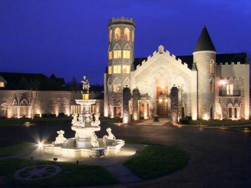 $4.8 Million Spanish Castle in Johnson City Tennessee