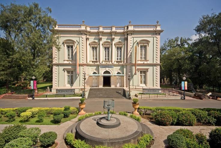 Bhau Daji Lad Museum, exterior, Mumbai