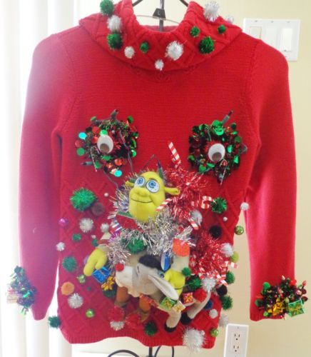 17 best Ugly Christmas sweater images on Pinterest | Ugly sweater ...