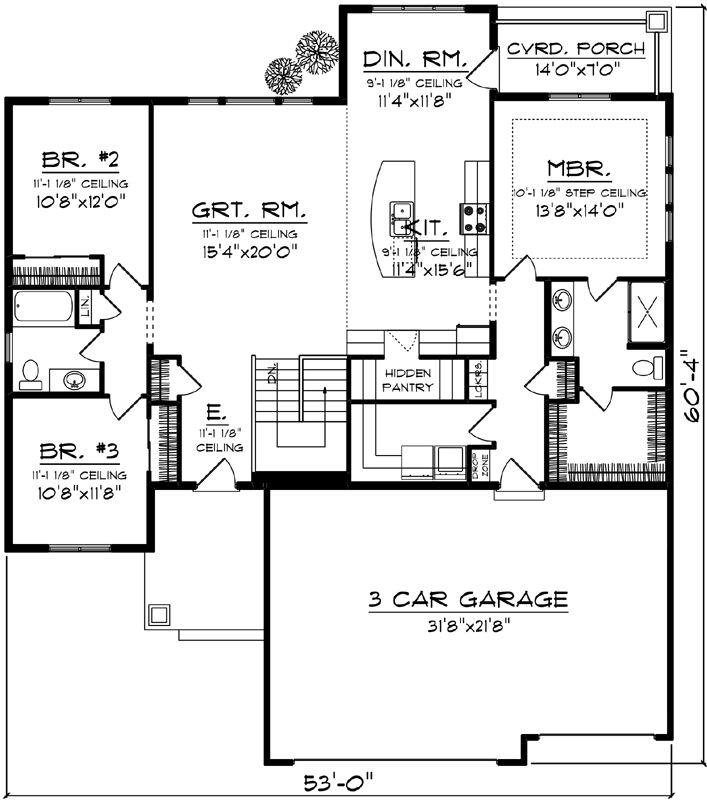 Best 25 Best House Plans Ideas On Pinterest Blue Open Plan