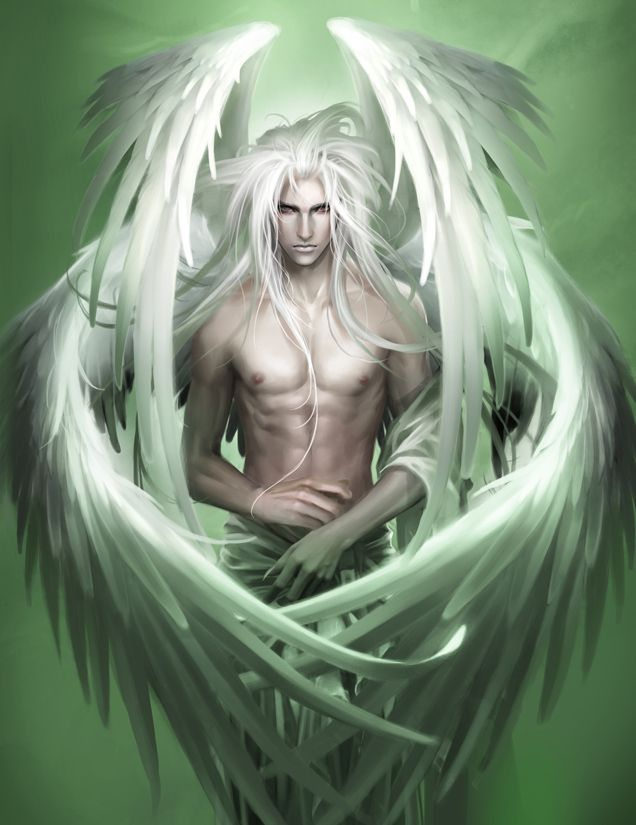 The Angel by Heise.