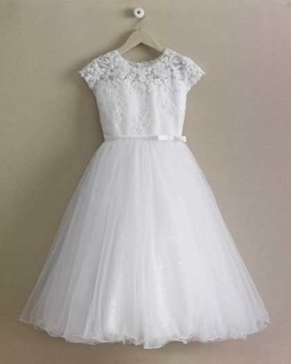 Find More Flower Girl Dresses Information about Cute White Lace Cap Sleeve Flower Girl Dresses for Weddings Holy First Communion Dresses for Girls Vestido de Daminha,High Quality dress xxxl,China dress online Suppliers, Cheap dresses candy from Mickey's Dresses on Aliexpress.com